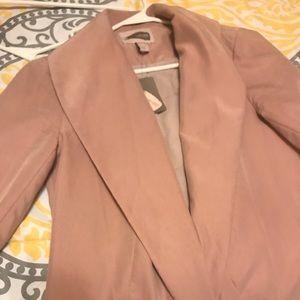 Blouson career jacket 3Q blush
